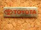 Pin´s TOYOTA LOGO - Toyota