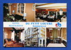 Marseille - Hotel Du Petit Louvre - Canebière, Centro