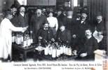 PARIS - Concours Général Agricole - Grand Palais 1910 - Vins Du Puy-de-Dôme, De La Nièvre Et L´Allier - Le Jury - Expositions