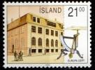 PIA  -  ISLANDE  -  1990  :  Europa  -  (Yv 679-80) - Europa-CEPT