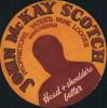 SOUS BOCK- JOHN Mc KAY SCOTCH - Portavasos