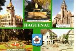 67-HAGUENAU--CPM--Multivues - Haguenau