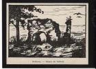 Noduwez - Ruines De Gollard  1940  - Afbeelding Uit Tijdschrift Formaat: 8x12cm - Orp-Jauche