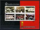 1999 - SAINT-MARIN - SAN MARINO - Sass. Block 52 - MNH - (**) - New Mint - Blocchi & Foglietti