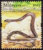 MALAYSIA 2006 Aquatic Snake Xenochrophis Trianguligera MNH [RM482] - Serpents