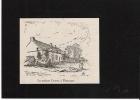 La Maison Croate à Pâturages  1926   - Afbeelding Uit Tijdschrift Formaat: 6x6cm - Komen-Waasten