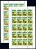 1997 - SAINT-MARIN - SAN MARINO - Sass. Block MF 1556/57 - MNH - (**) - New Mint - 1997