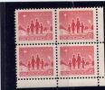 CANADA, 1964, # 434, Star In Bethlehem,   LR Block  MNH - Blocs-feuillets