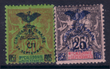*PROMO* Dallay N° 80 81 Neuf * TB (cote 17€) - Nuova Caledonia