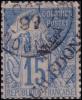 Nouvelle Calédonie : Dallay N° 20 II Oblitéré TB (cote 80€)