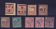 *PROMO* Très Belle Collection Neuve * TB (Dallay 7 7d 12g 13f 18 I,31 32 49, Cote +270€)