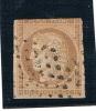 FRANCIA. II REPUBLICA.  10 CTS TIPO CERES - 1849-1850 Ceres