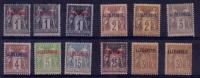 Très Belle Collection D´Alexandrie Neuve * TB (Dallay +95€)