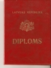 Diploma - Endorsement Of Certificates - Second Engineer Officer - Seamen Register - Maritime Administration Of Latvia - Diploma & School Reports
