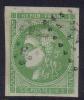 *PROMO* 5c Bordeaux TB Belles Marges Signé CALVES (N° 42B, Cote Dallay 250€) - 1870 Bordeaux Printing