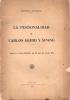 """ERNESTO QUESADA """"LA PERSONALIDAD DE CARLOS GUIDO Y SPANO"""" BUENOS AIRES IMPRENTA MERCANTIL AÑO 1918 24 PAGINAS - Biographies"""
