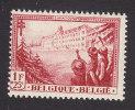 Belgium, Scott #B129, Mint Hinged, Sanatorium At Waterloo, Issued 1932 - Belgium