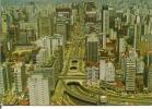 CPSM -   Brésil   -       SÄO PAULO   -   Vue Aérienne  De La Cité - - São Paulo