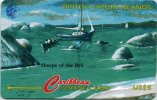 British Virgin Islands-218CVVA-SLOOPS OF THE BVI - Isole Vergini