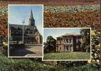 """De Pinte  Huis De Vos - Van Acker + Kerk En Rustoord """"Scheldevelde"""" - De Pinte"""