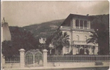 "A SITUER CARTE PHOTO VILLA ""LE BOUCLIER"" 1910 - A Identifier"