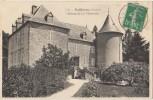CPA 23 VALLIERES Château De La Villeneuve 1910 - Ohne Zuordnung
