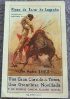 Plaza De Toros De Logrono San Mateo 1953/2 - Livres, BD, Revues
