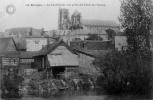 La Cathédrale Vue Prise Des Bords De L´Auron - Bourges