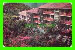 SAN JOSÉ PURUA, MICHOACAN, MEXICO - THE HOTEL PANORAMIC VIEW - WRITTEN IN 1960 - - Mexico