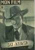 "MON FILM  N° 95 - 1948 "" SAN ANTONIO "" ERROL FLYNN / ALEXIS SMITH - Dos: BRENDA MARSHALL - Cinéma"