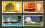 UNITED KINGDOM 1966 Unused Mint Stamp(s) Technology Nrs. 430-433 - 1952-.... (Elizabeth II)
