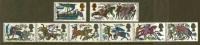 UNITED KINGDOM 1966 Unused Mint Stamp(s) Battle Of Hastings Nrs. 434-441 - 1952-.... (Elizabeth II)