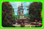MORELIA, MICH., MEXICO - LA CATHEDRAL - - Mexico