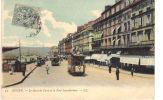 14 - ROUEN -  Le Quai De Paris Et Le Pont Transbordeur - Rouen