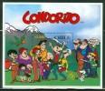 Chile Minisheets MNH: Scott #1320 Condorito Cartoon Rene Pepo CV$11 - Cile