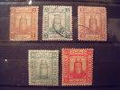 Small Lot Old Maldives Stamp Mint Used - Maldives (1965-...)