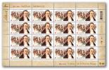 CANADA. 2012, # 2539, RED RIVER SETTLEMENT  MNH SHEET - Feuilles Complètes Et Multiples