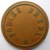 """Pays Bas Nederland """"Folies"""" Breda Jeton 24mm - Monedas/ De Necesidad"""