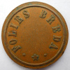 "Pays Bas Nederland ""Folies"" Breda Jeton 24mm - Monetari/ Di Necessità"