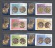 JERSEY 2011. BURIED TREASURE. OLD COINS.  MINT - Jersey