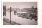 "STRASBOURG -  Vedette  "" PARIS ""  - Photographie Datée Août 1952 - Format 6,5 X 9,5 Cm - - Strasbourg"