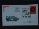 Oostenrijk Autriche Austria Osterreich 1974 FDC Congrès Union Transporteurs Routier Vrachtwagen Camion Yv 1282 - FDC