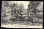 Cpa  D' Algérie  Batna  Jardin De L' Hôpital  Militaire     KA5 - Batna
