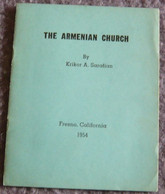 The Armenian Church - Livres, BD, Revues
