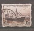 S.P.M.  N° 352 Oblitéré T.B - St.Pierre & Miquelon