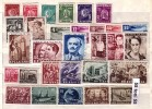 Bulgarie/ Bulgaria – 1952  Annee Complete –MNH **Yvert Nr.-702/731 - Stamps