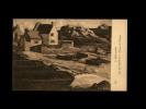22 - ILE DE BREHAT - Maisons De Pêcheurs - Peinture De Seevagen - Reproduction Peinture - 15 - Ile De Bréhat