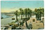 Landscape Near TEL EL KIMBER. Train. Works. Andreopolous, Port-Said. 61. - Egypt