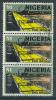 VEND TIMBRES DU NIGERIA N° 296 (A) , BANDE DE 3 (c) - Nigeria (1961-...)