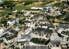 22 - PLEDELIAC - VUE GENERALE AERIENNE & LE CENTRE DU VILLAGE - France